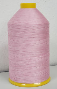 Amann Strongbond Bonded Nylon Thread T-70 #3493 Pink - 10 oz. Cone