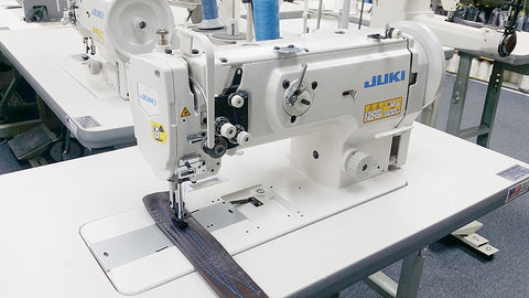 Juki LU-1508N Single Needle Leather Walking Foot Sewing Machine