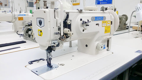THOR GC1541S Single Needle Walking Foot Sewing Machine