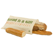 Load image into Gallery viewer, Organic Cotton Bread Bag