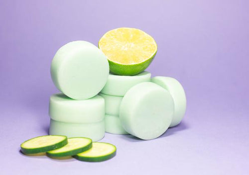Zero Waste Conditioner Bar (Coconut and Lime) - Ecophant