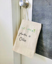 Load image into Gallery viewer, Organic Cotton Lunch Bag for you and your family - Ecophant