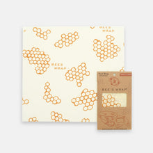 Load image into Gallery viewer, Beeswax Food Single Wrap (Size Large) - Ecophant