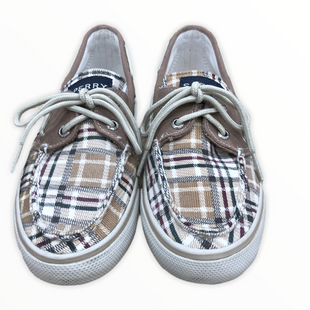 Primary Photo - BRAND: SPERRY STYLE: SHOES FLATS COLOR: PLAID SIZE: 6 SKU: 220-22095-10938R