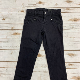 Primary Photo - BRAND: CLUB MONACO STYLE: JEANS COLOR: BLACK DENIM SIZE: 2 SKU: 220-22012-34086