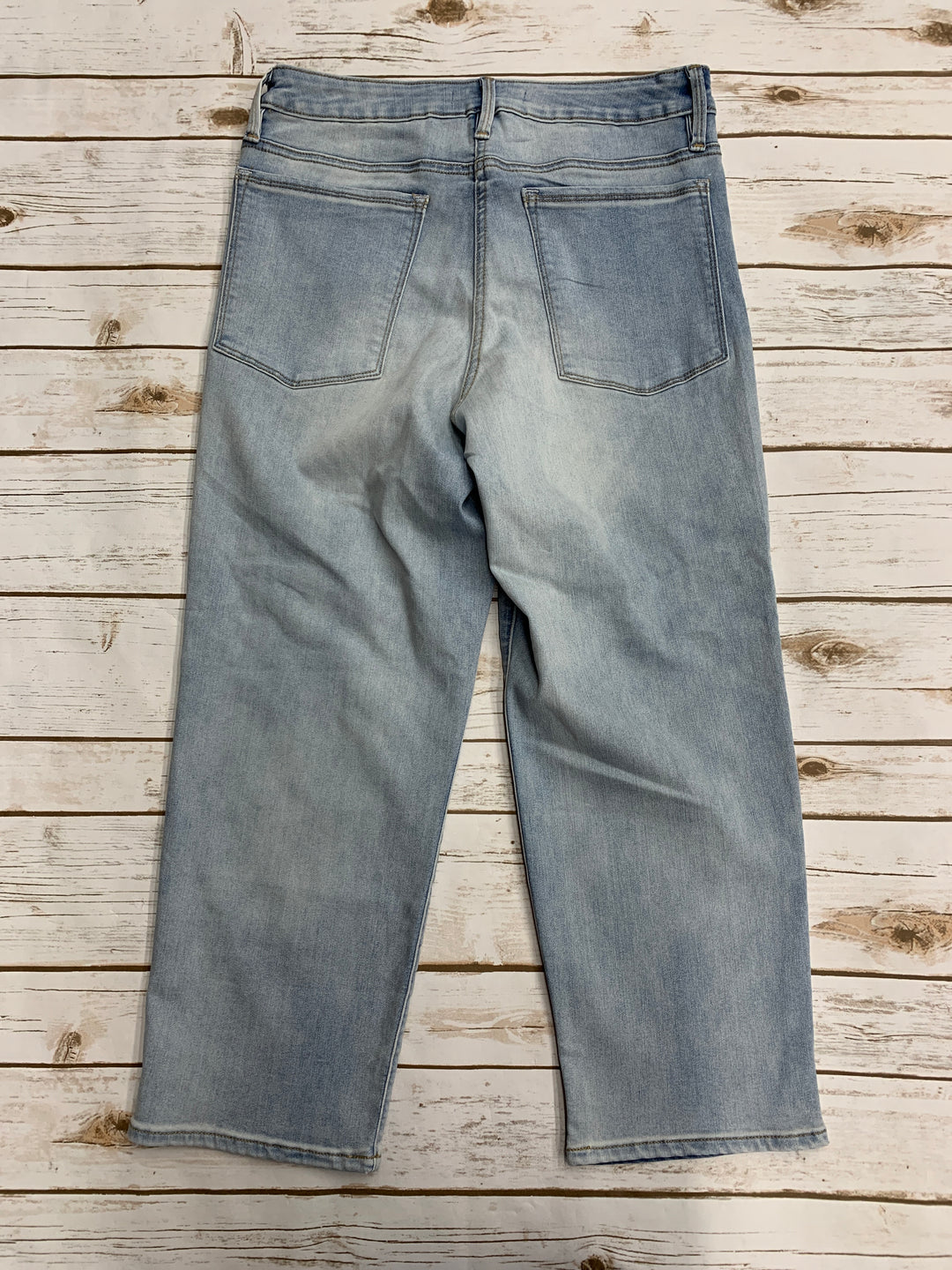 Photo #1 - BRAND: ATHLETA <BR>STYLE: JEANS <BR>COLOR: DENIM BLUE <BR>SIZE: 10 <BR>SKU: 220-22012-34138