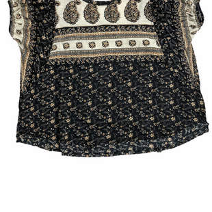 Primary Photo - BRAND: FREE PEOPLE STYLE: TOP SHORT SLEEVE COLOR: BLACK SIZE: M SKU: 220-220101-3323