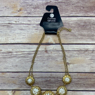 Primary Photo - BRAND: TALBOTS STYLE: NECKLACE COLOR: GOLD SKU: 220-22090-5826