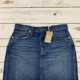 Primary Photo - BRAND: MADEWELL STYLE: SKIRT COLOR: DENIM BLUE SIZE: 6 SKU: 220-22012-34096