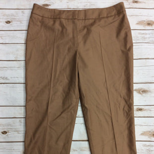 Primary Photo - BRAND: ESCADA STYLE: PANTS COLOR: CAMEL SIZE: 12 SKU: 220-22012-34113