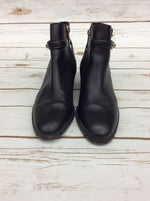 Primary Photo - BRAND: COACH <BR>STYLE: BOOTS ANKLE <BR>COLOR: BLACK <BR>SIZE: 6.5 <BR>OTHER INFO: AS IS <BR>SKU: 220-220153-4536