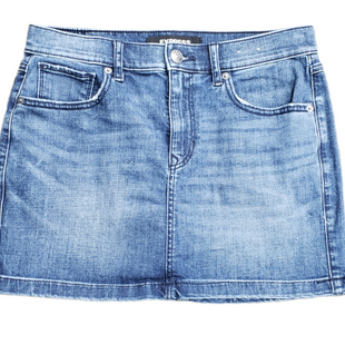 Primary Photo - BRAND: EXPRESS STYLE: SKIRT COLOR: DENIM BLUE SIZE: 6 SKU: 220-22012-27731