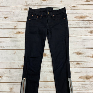 Primary Photo - BRAND: RAG & BONES JEANS STYLE: JEANS COLOR: BLACK DENIM SIZE: 2 SKU: 220-22012-34116