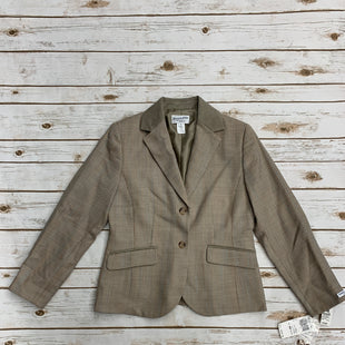 Primary Photo - BRAND: PENDLETON STYLE: BLAZER JACKET COLOR: TAN SIZE: M SKU: 220-22012-34082