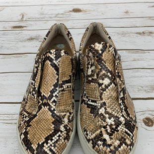 Primary Photo - BRAND:  CMB STYLE: SHOES FLATS COLOR: SNAKESKIN PRINT SIZE: 8 OTHER INFO: J SLIDES - SKU: 220-22012-33023
