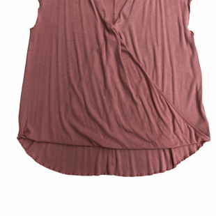 Primary Photo - BRAND: ANTHROPOLOGIE STYLE: TOP SHORT SLEEVE COLOR: PINK SIZE: S SKU: 220-220128-12673