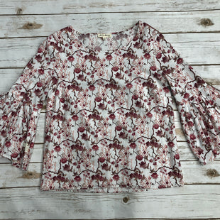 Primary Photo - BRAND:    CLOTHES MENTOR STYLE: TOP LONG SLEEVE COLOR: FLOWERED SIZE: M OTHER INFO: JANE ANE DLANCY - SKU: 220-220138-26620
