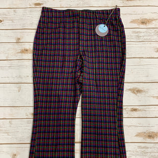 Primary Photo - BRAND: ANTHROPOLOGIE STYLE: PANTS COLOR: PLAID SIZE: M SKU: 220-22012-34083