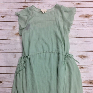 Primary Photo - BRAND: ANTHROPOLOGIE STYLE: DRESS SHORT SHORT SLEEVE COLOR: MINT SIZE: M SKU: 220-22012-34102