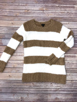 Primary Photo - BRAND: TALBOTS <BR>STYLE: SWEATER HEAVYWEIGHT <BR>COLOR: TAN <BR>SIZE: XS <BR>SKU: 220-220160-1065
