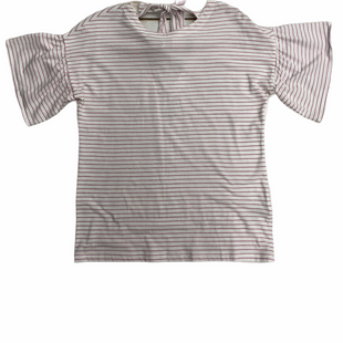 Primary Photo - BRAND: BANANA REPUBLIC STYLE: TOP SHORT SLEEVE COLOR: STRIPED SIZE: XS SKU: 220-220101-3465