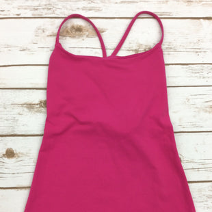 Primary Photo - BRAND: LULULEMON STYLE: ATHLETIC TANK TOP COLOR: FUSCHIA SIZE: S SKU: 220-22012-31928