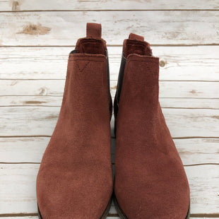 Primary Photo - BRAND: TOMS STYLE: BOOTS ANKLE COLOR: RUST SIZE: 7 SKU: 220-220138-26193