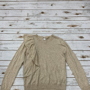Primary Photo - BRAND: MOTH STYLE: SWEATER LIGHTWEIGHT COLOR: CREAM SIZE: S SKU: 220-22012-34095