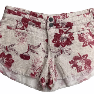 Primary Photo - BRAND: FREE PEOPLE STYLE: SHORTS COLOR: FLORAL SIZE: 2 SKU: 220-22095-9733