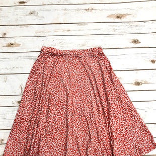 Primary Photo - BRAND: TICKLED TEAL STYLE: SKIRT COLOR: RED SIZE: S SKU: 220-220153-5080