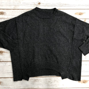 Primary Photo - BRAND:    CLOTHES MENTOR STYLE: SWEATER LIGHTWEIGHT COLOR: CHARCOAL SIZE: S OTHER INFO: J ING - SKU: 220-22012-34151