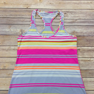 Primary Photo - BRAND: LULULEMON STYLE: ATHLETIC TANK TOP COLOR: STRIPED SIZE: S SKU: 220-22095-8893
