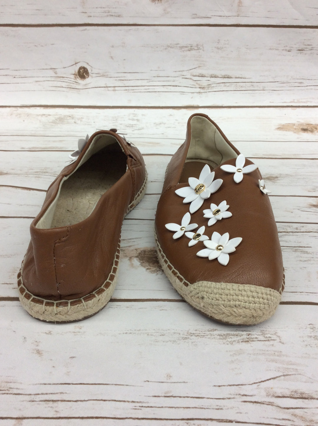 Photo #2 - BRAND: MICHAEL BY MICHAEL KORS <BR>STYLE: SHOES FLATS <BR>COLOR: CAMEL <BR>SIZE: 9 <BR>SKU: 220-220120-7179