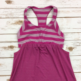 Primary Photo - BRAND: LULULEMON STYLE: ATHLETIC TANK TOP COLOR: PINK SIZE: M SKU: 220-22012-26221