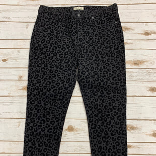 Primary Photo - BRAND: MADEWELL STYLE: PANTS COLOR: ANIMAL PRINT SIZE: 12 SKU: 220-22012-34136