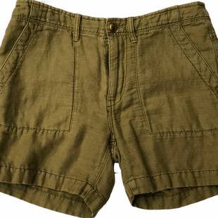 Primary Photo - BRAND: FREE PEOPLE STYLE: SHORTS COLOR: OLIVE SIZE: 2 SKU: 220-22095-9726