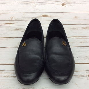 Primary Photo - BRAND: RALPH LAUREN STYLE: SHOES FLATS COLOR: BLACK SIZE: 7 SKU: 220-22012-33585