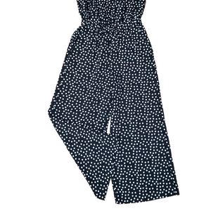 Primary Photo - BRAND: LOFT STYLE: DRESS LONG SLEEVELESS COLOR: POLKADOT SIZE: XS SKU: 220-220120-7240JUMPSUIT