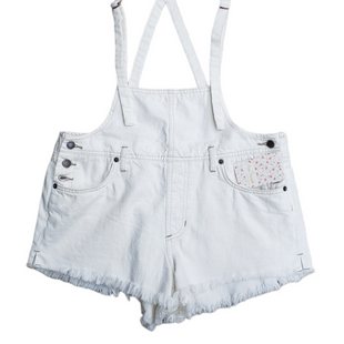 Primary Photo - BRAND: FREE PEOPLE STYLE: DRESS SHORT SLEEVELESS COLOR: WHITE SIZE: 6 SKU: 220-220101-2257