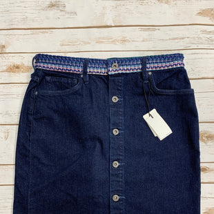 Primary Photo - BRAND: LEVIS STYLE: SKIRT COLOR: DENIM BLUE SIZE: 10 SKU: 220-22012-34088