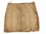 Primary Photo - BRAND: FREE PEOPLE <BR>STYLE: SKIRT <BR>COLOR: TAN <BR>SIZE: M <BR>SKU: 220-220138-26859