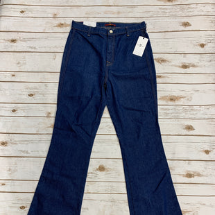 Primary Photo - BRAND: 7 FOR ALL MANKIND STYLE: JEANS COLOR: DENIM BLUE SIZE: 10 LONGSKU: 220-22012-34099