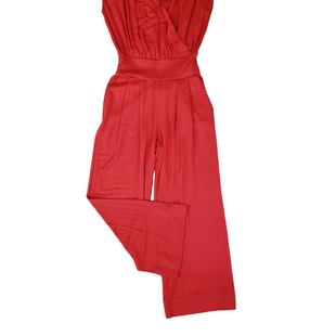 Primary Photo - BRAND: CABI STYLE: DRESS LONG SLEEVELESS COLOR: RED SIZE: XS OTHER INFO: JUMP SUIT SKU: 220-220138-25745