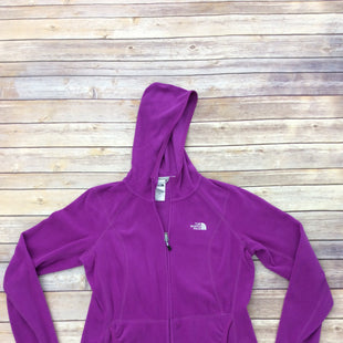 Primary Photo - BRAND: NORTHFACE STYLE: ATHLETIC JACKET COLOR: MAGENTA SIZE: M SKU: 220-220128-13434