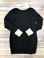 Primary Photo - BRAND: NORDSTROM <BR>STYLE: SWEATER CASHMERE <BR>COLOR: BLACK <BR>SIZE: L <BR>SKU: 220-220120-7582