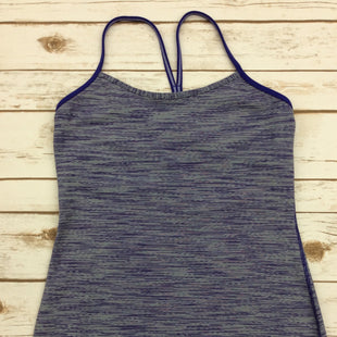 Primary Photo - BRAND: LULULEMON STYLE: ATHLETIC TANK TOP COLOR: BLUE SIZE: M SKU: 220-220128-12642