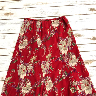 Primary Photo - BRAND: JONES NEW YORK STYLE: SKIRT COLOR: RED SIZE: 4 SKU: 220-22012-33129