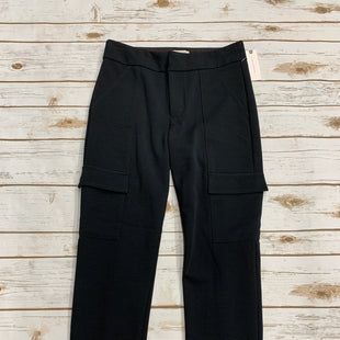 Primary Photo - BRAND: ANTHROPOLOGIE STYLE: PANTS COLOR: BLACK SIZE: 2 SKU: 220-22012-34139