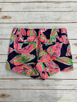 Photo #1 - BRAND: LILLY PULITZER <BR>STYLE: SHORTS <BR>COLOR: MULTI <BR>SIZE: 0 <BR>SKU: 220-22012-34076