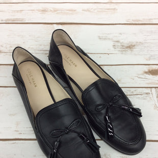 Primary Photo - BRAND: COLE-HAAN STYLE: SHOES FLATS COLOR: BLACK SIZE: 9 SKU: 220-22090-6708
